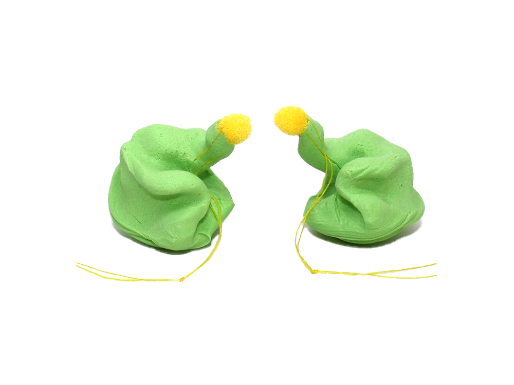 イヤモニ用耳型採取